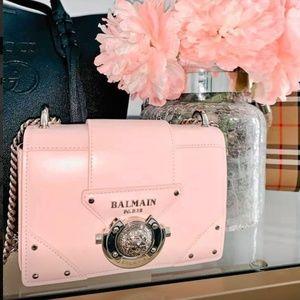 Baby Pink Balman Purse